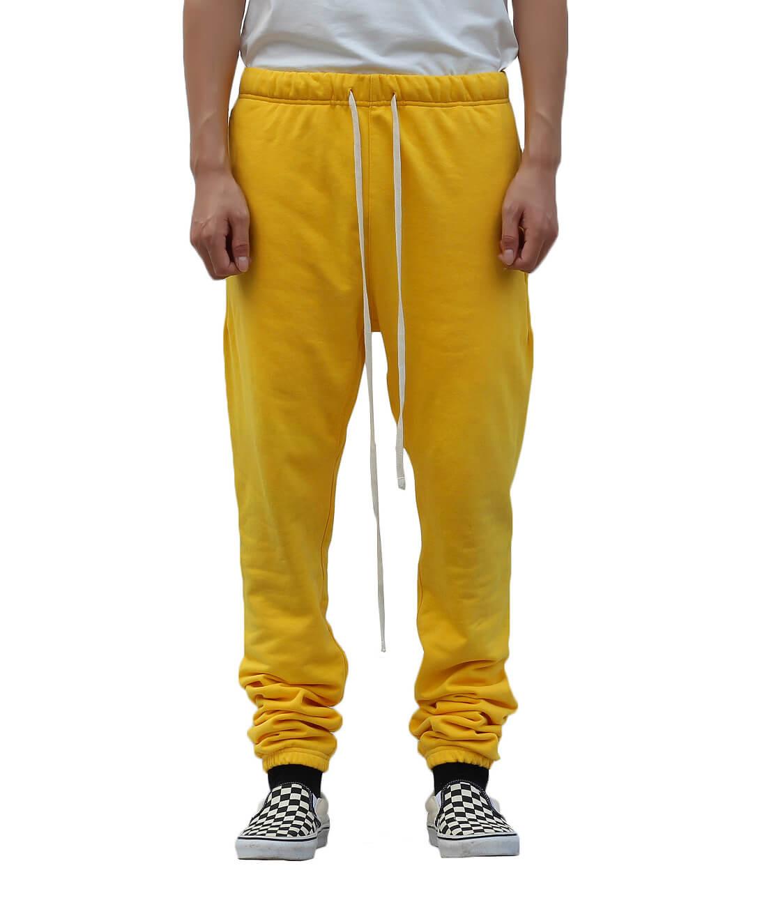 Essential Sweatpants - Yellow