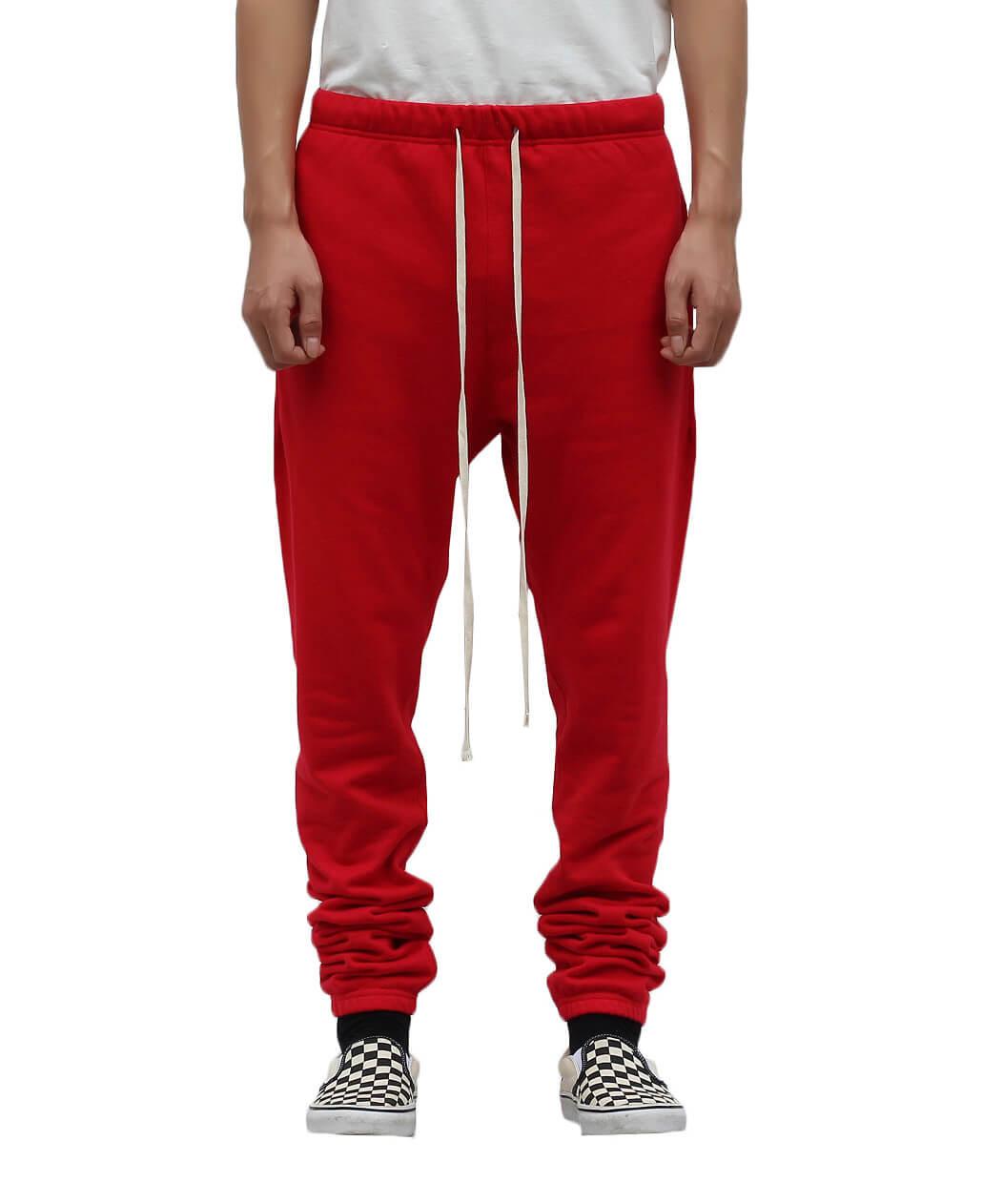 Essential Sweatpants - Red