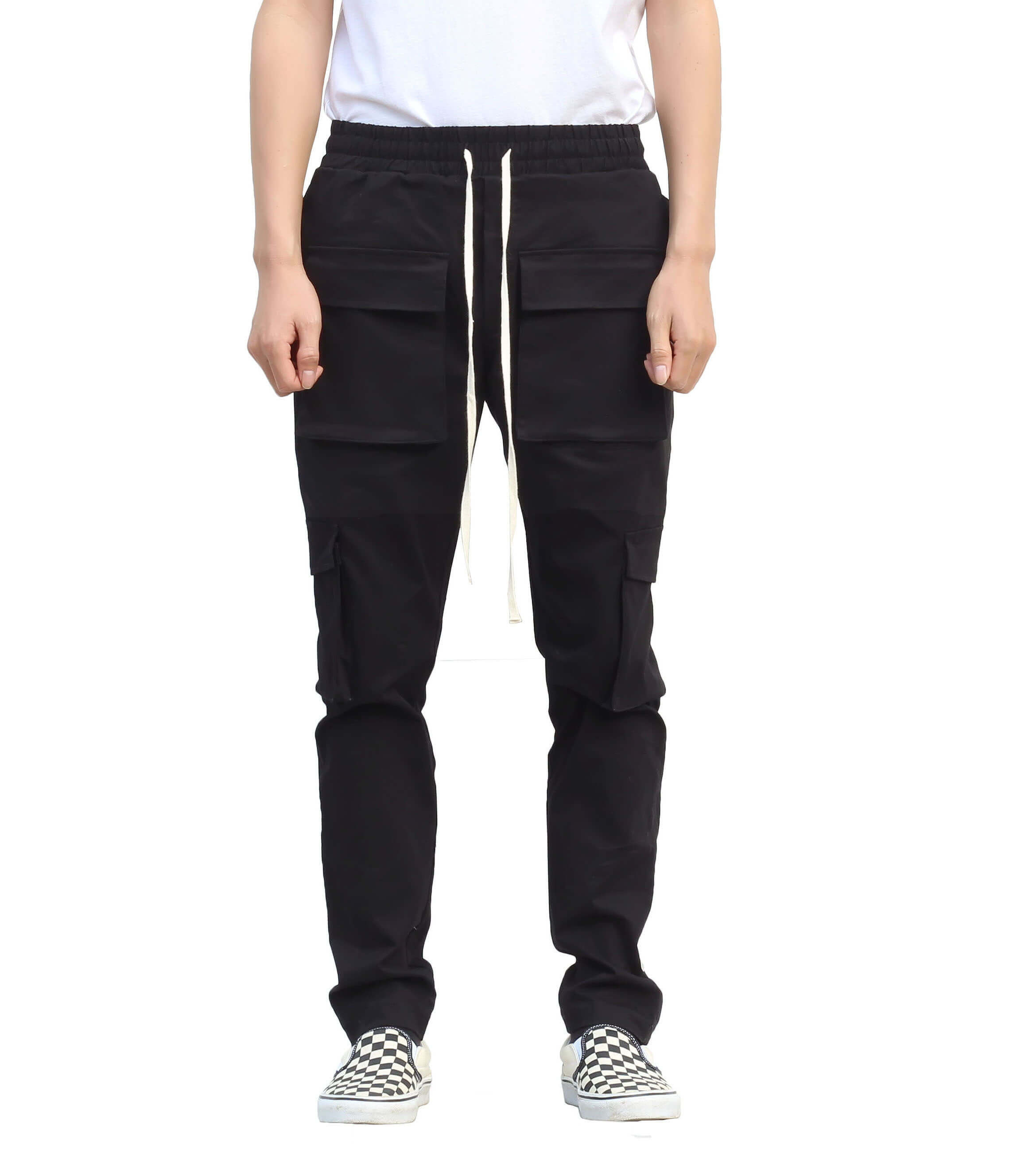 Cargo Pants V2 - Black