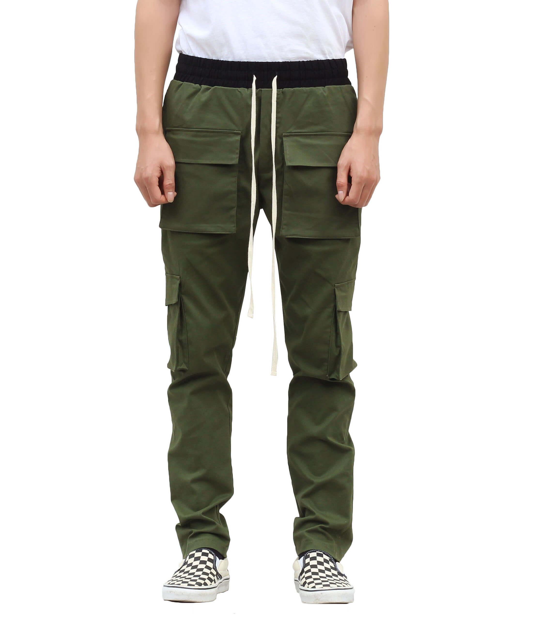 Cargo Pants V2 - Olive