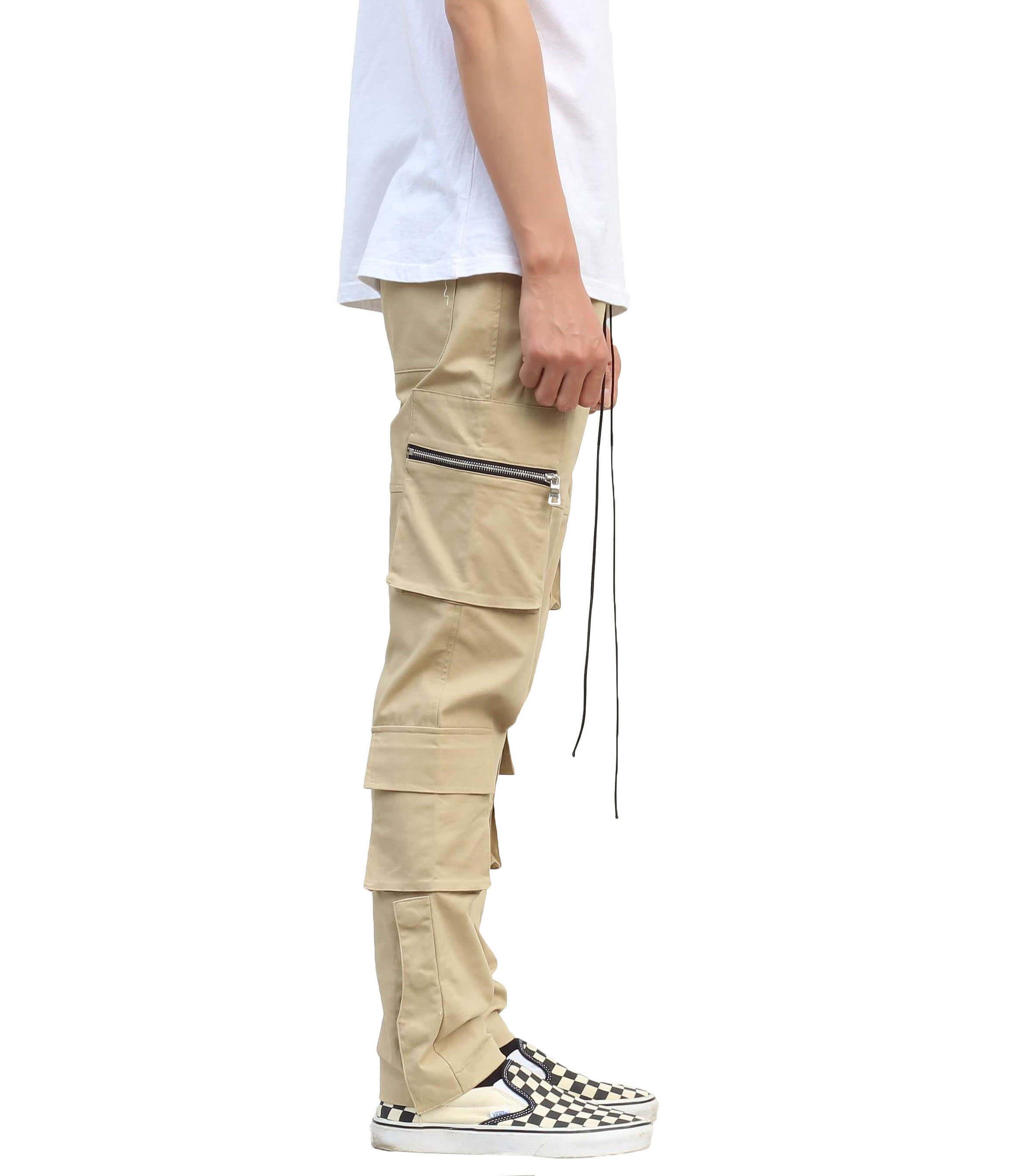 Cargo Pants V4 - Almond