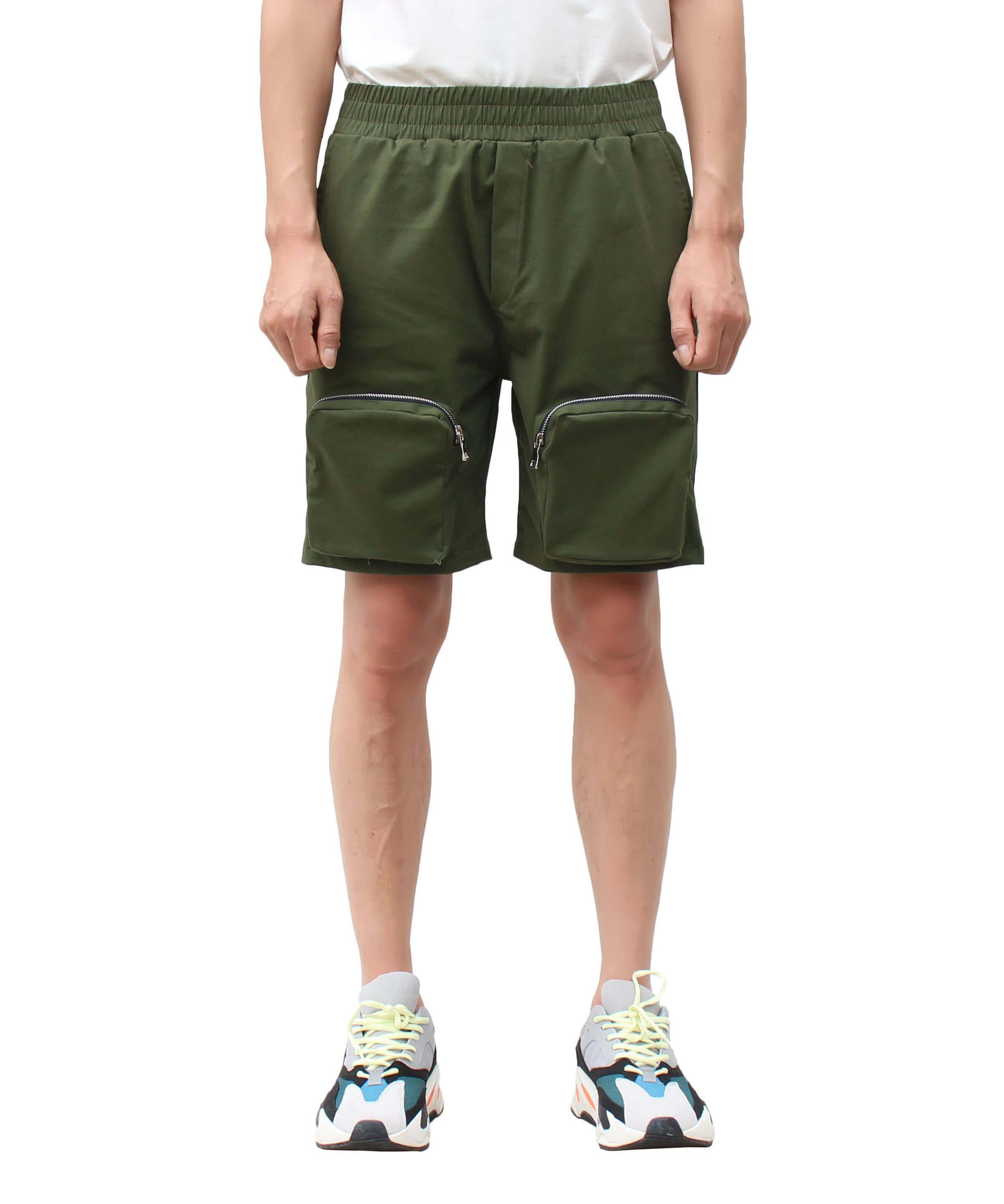 Cargo Shorts V1 - Olive