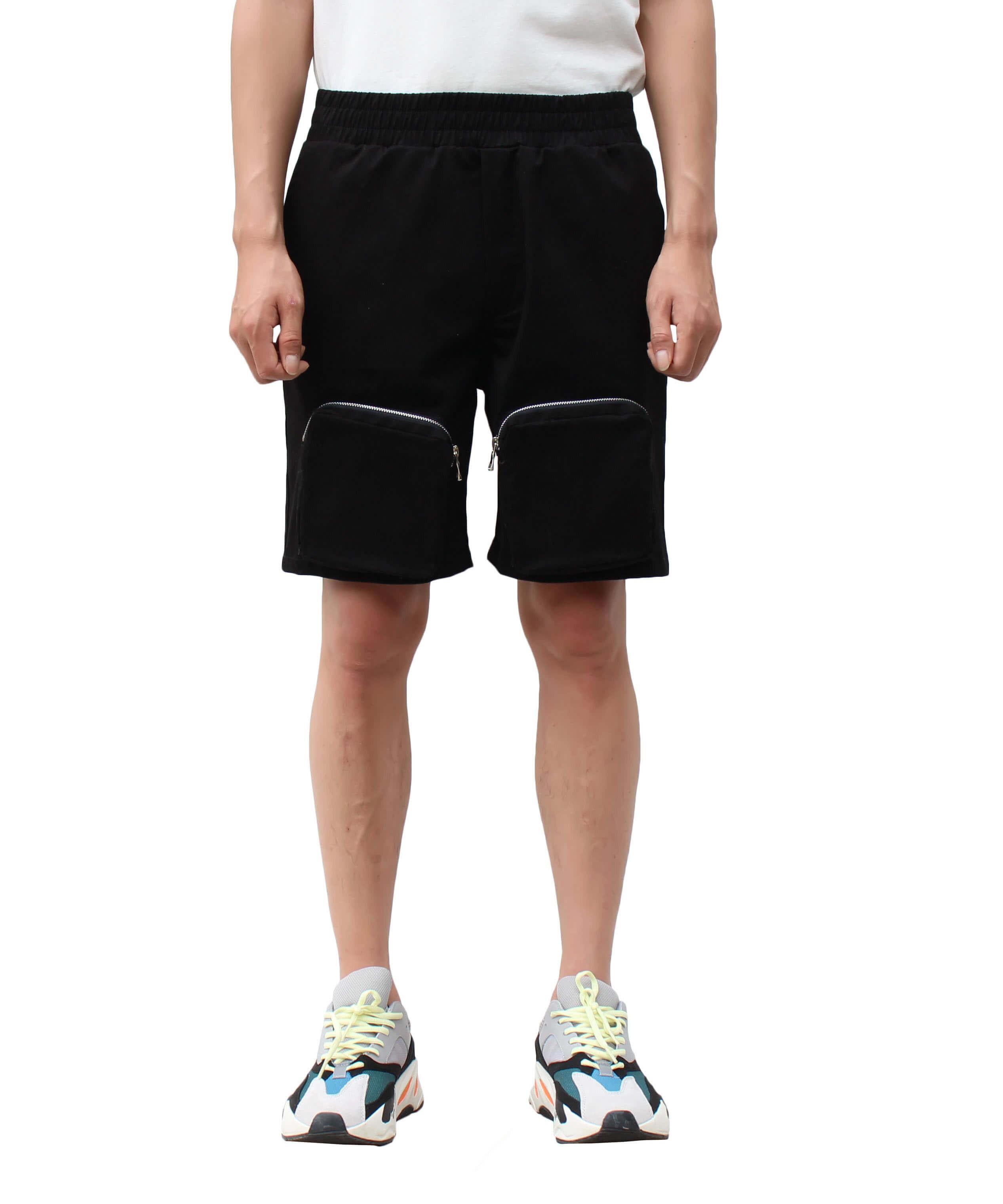 Cargo Shorts V1 - Black