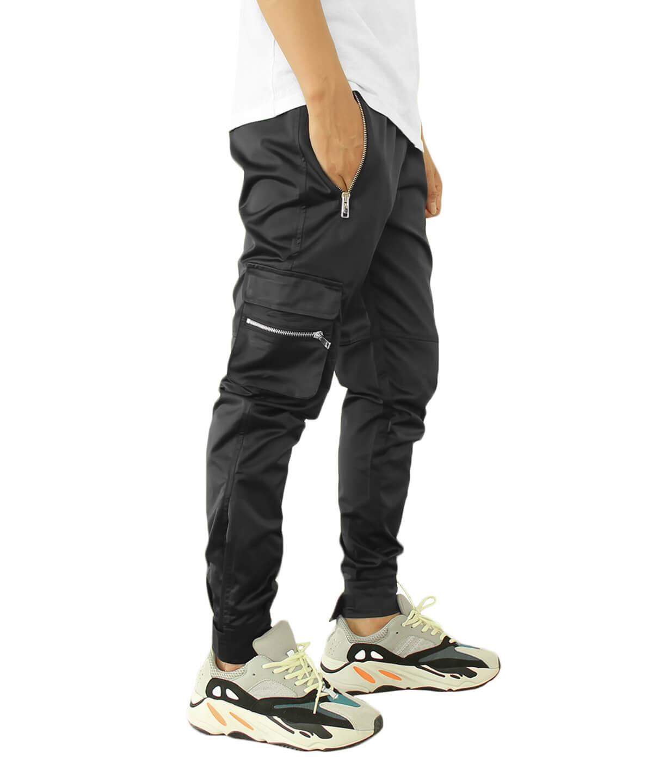 Military Pants - Black