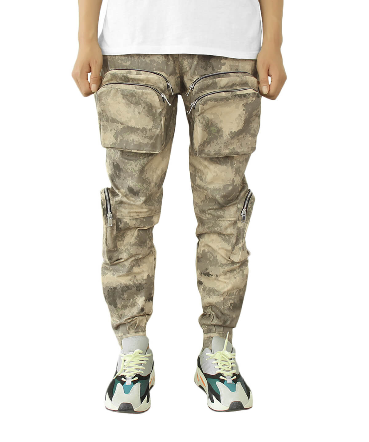 Cargo Pants V5 - Digital Camo
