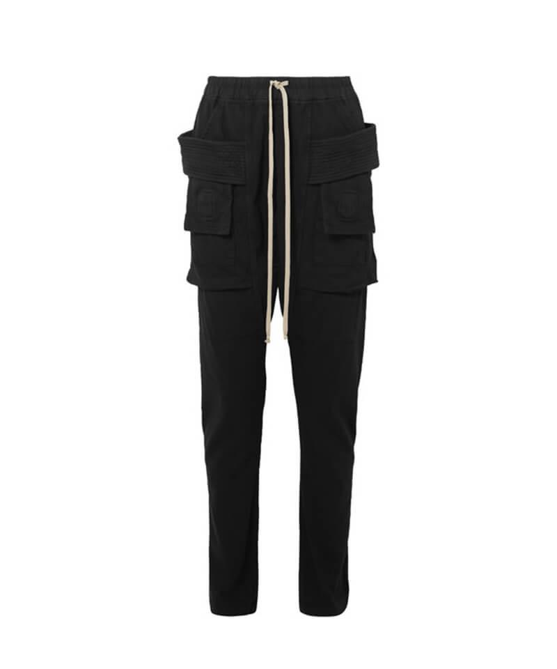 Cargo Pants V9 - Black