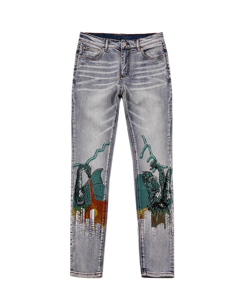 Printing Jeans V2