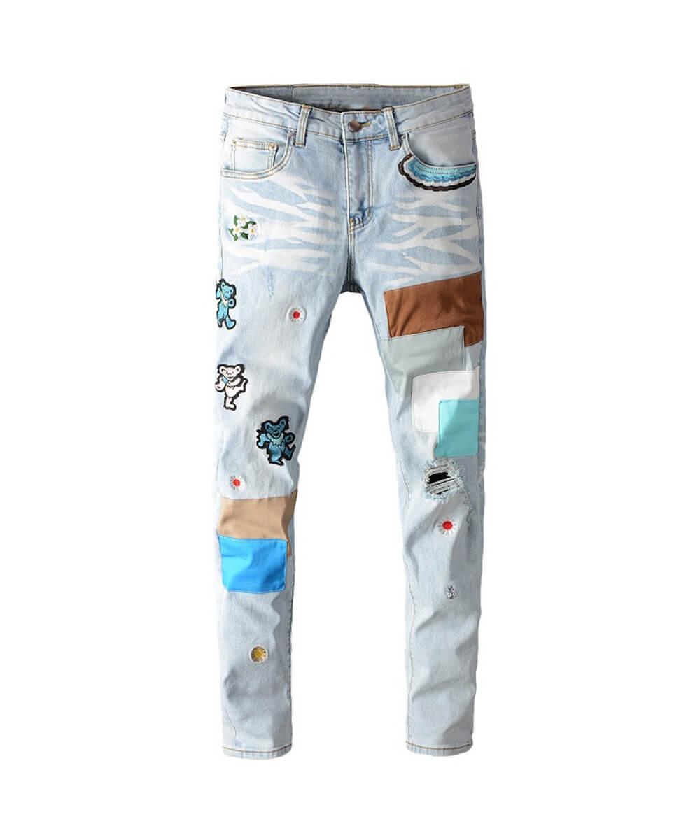 Dancing Bear Jeans