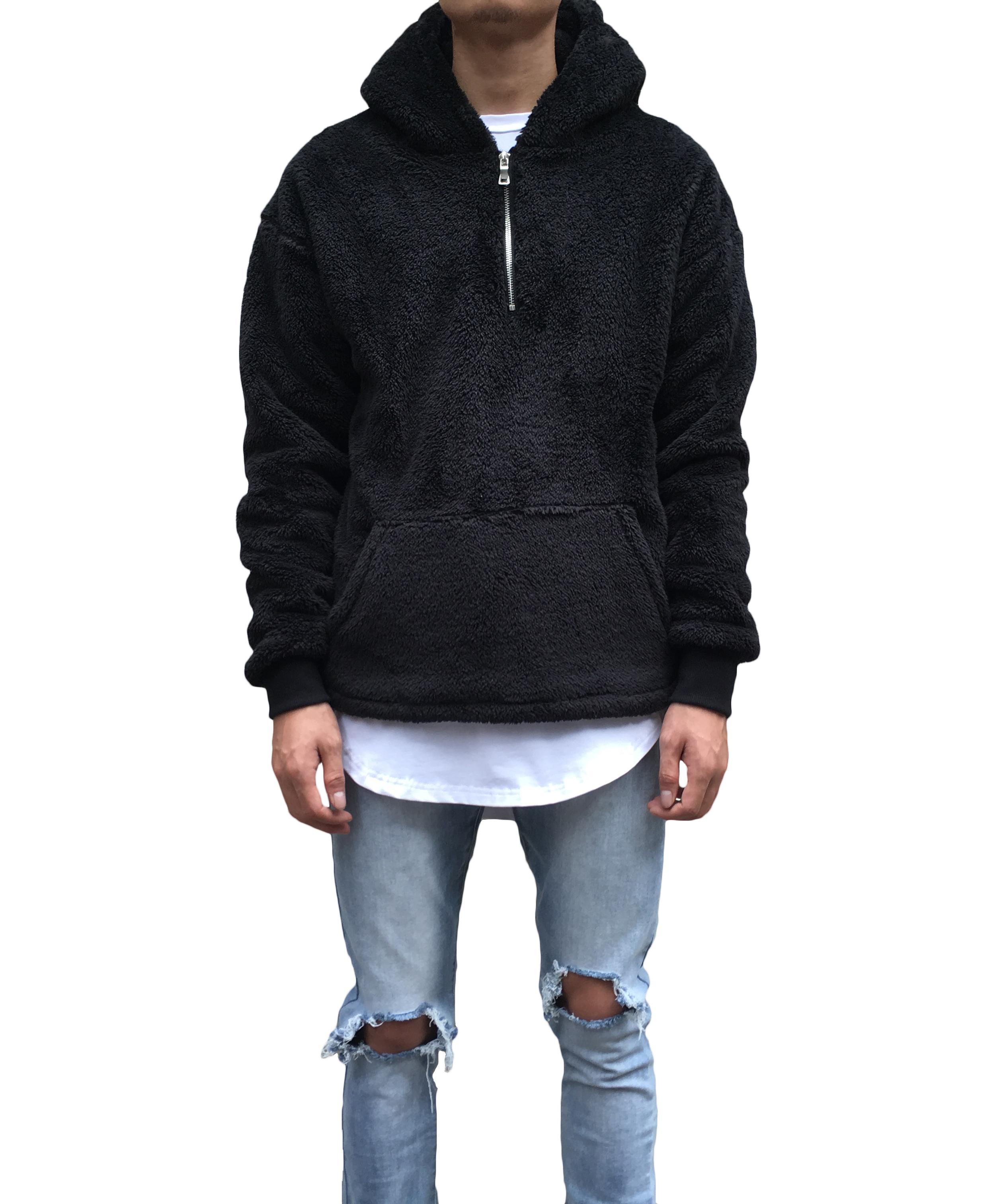 urkoolwear-sherpa-zip-hoodie