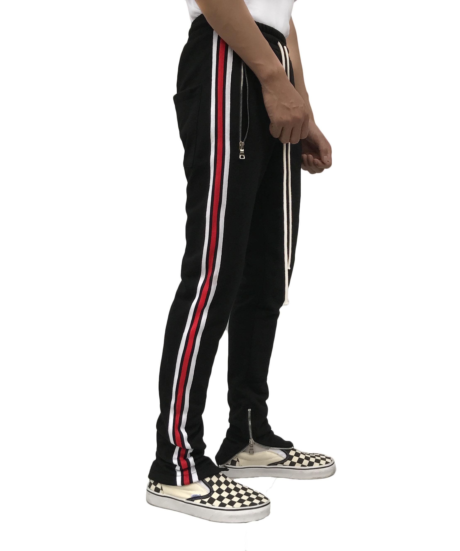 Side striped Track Pant V2