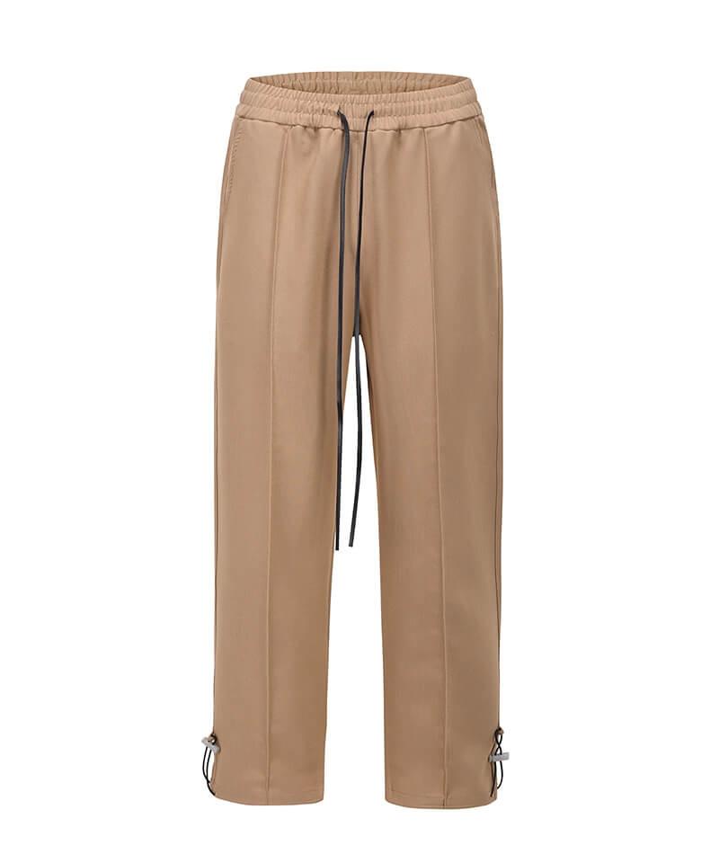 Drawstring Dress Pants