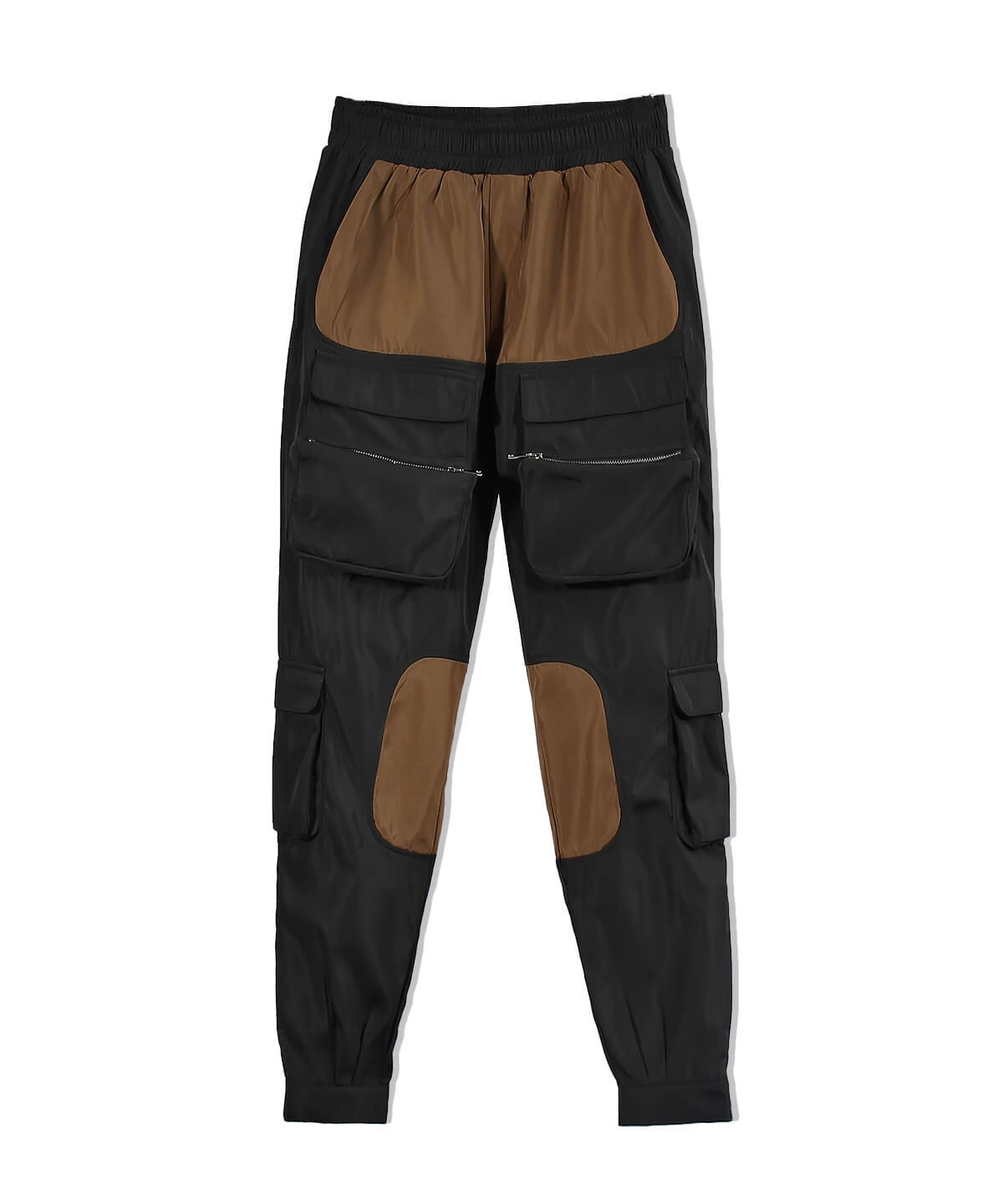 Cargo Pants V11 - Black/Brown