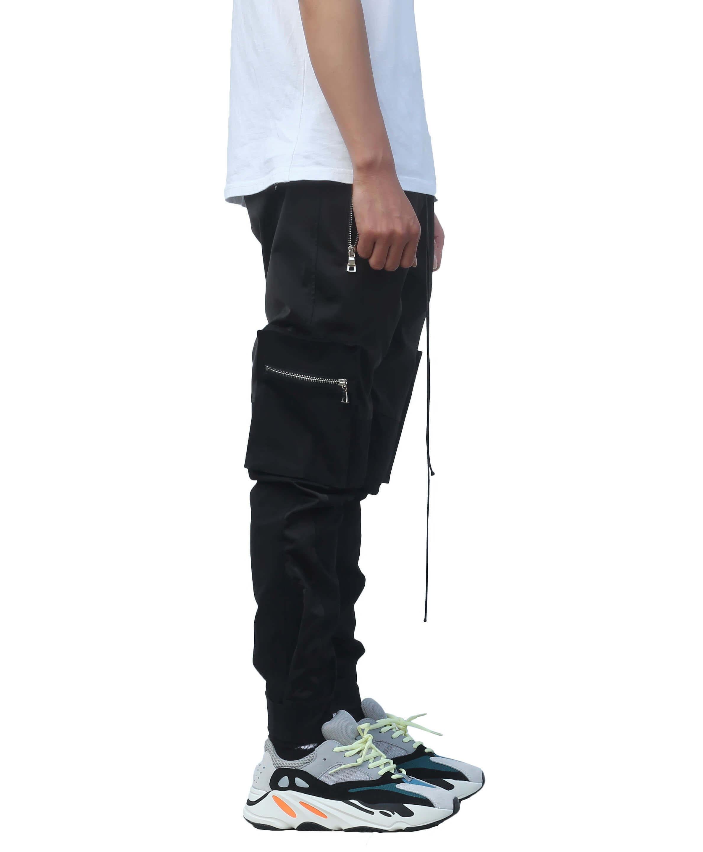 Cargo Pants V3 - Black
