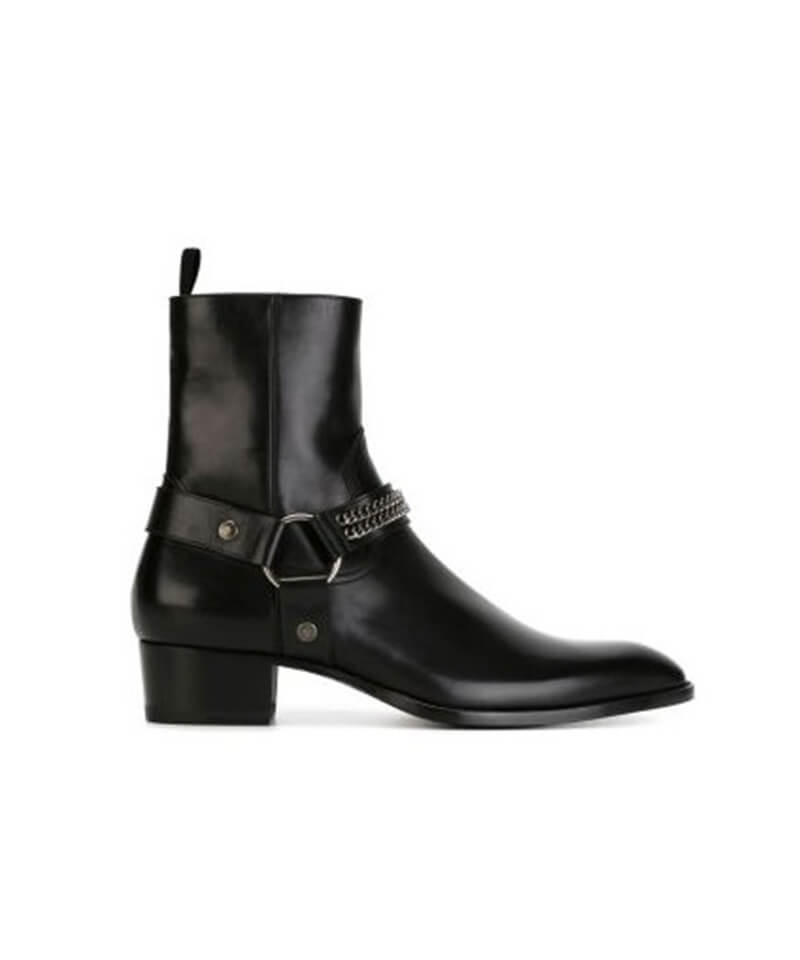 Chelsea Boots V4 - Leather