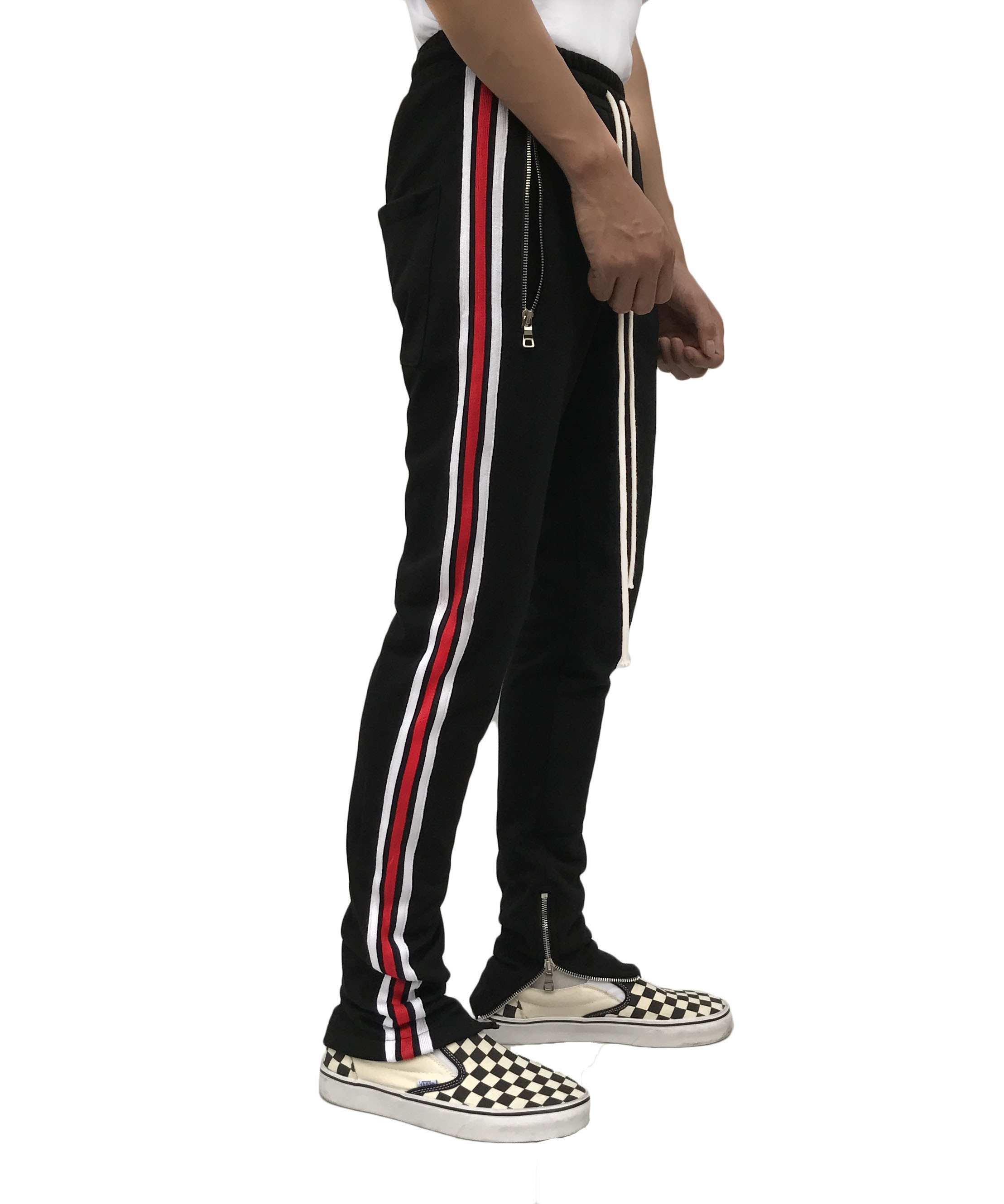 Side striped Track Pant V2